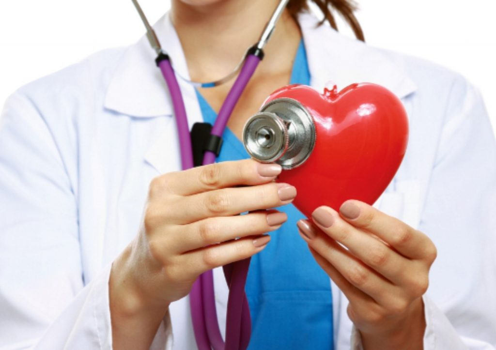кардиолог в добром докторе