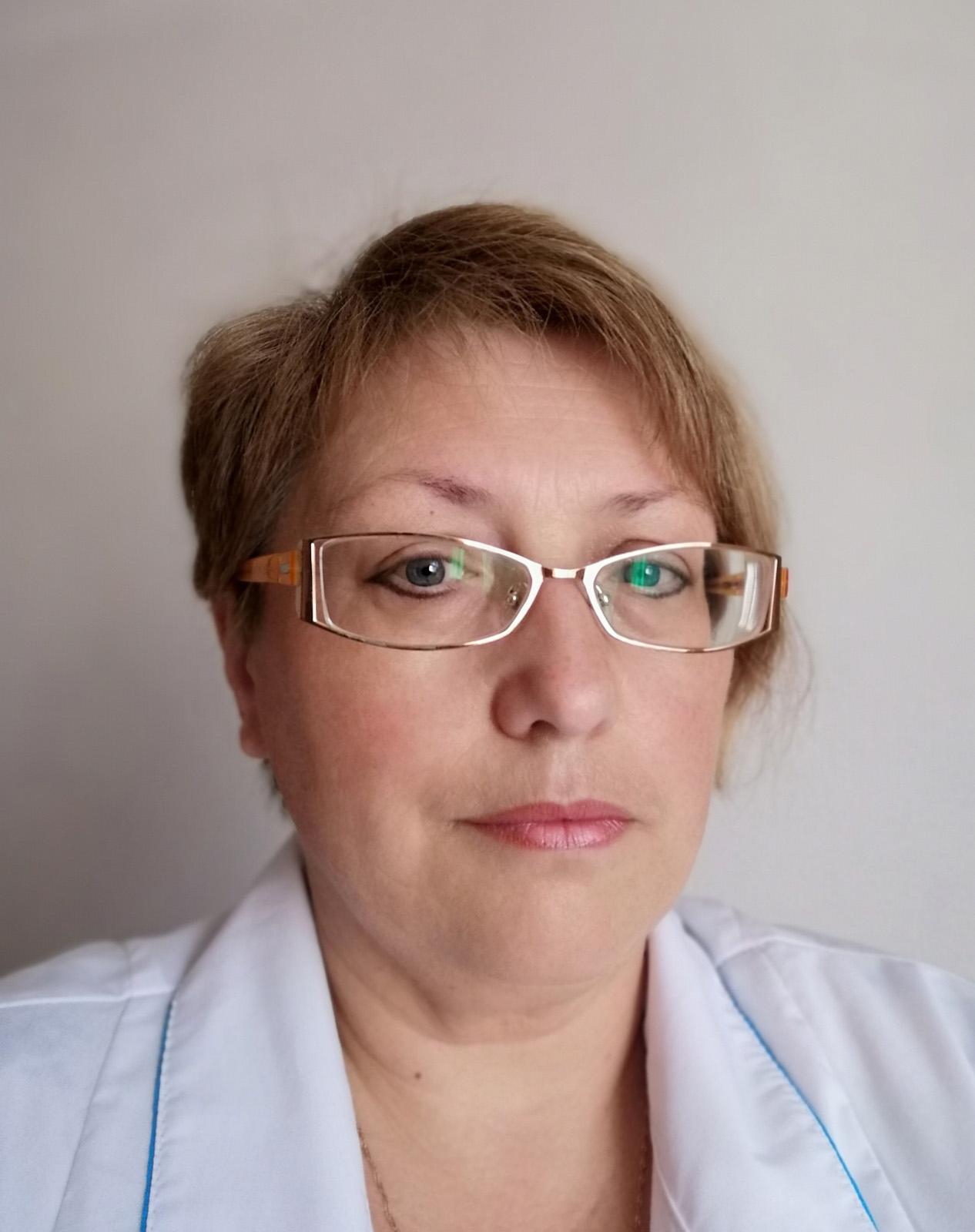 Лепендина Светлана Юрьевна